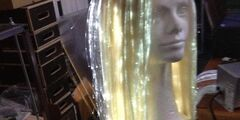 Haus of Gaga Fiber Optic Wig 002
