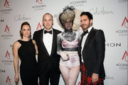 Lady Gaga and Marc Jacobs ace awards