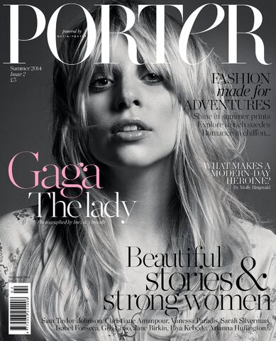 File:Porter Magazine - Issue No. 2 (Summer, 2014) cover.jpeg