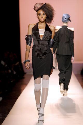 File:Jean Paul Gaultier SS 2010 Dress.jpg