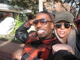 Lady Gaga and Vincent Asiel Hardison 002