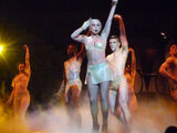The Born This Way Ball Tour Black Jesus Amen Fashion 004