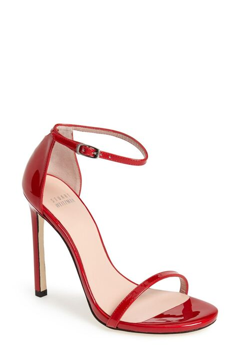 File:Stuart Weitzman - Red Nudist sandal.jpg