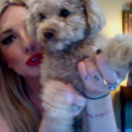 Tara and Fozzi Bear 003