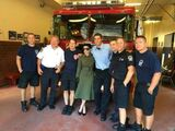 7-5-14 At Toronto Fire Services in Ontario 001