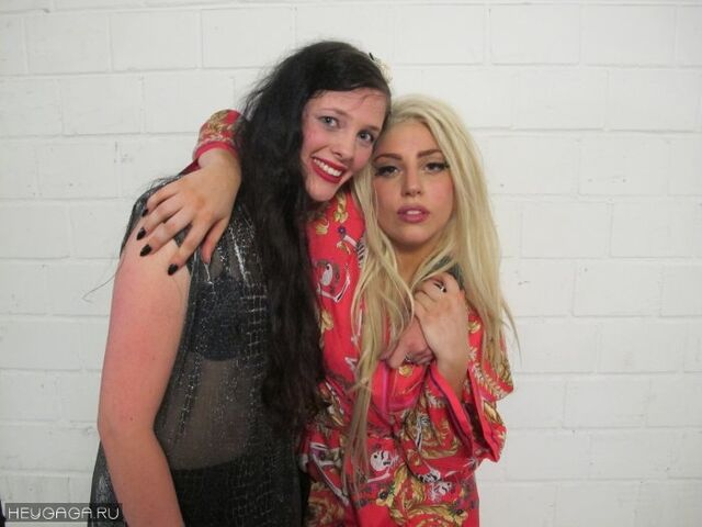 File:Backstage At The Born This Way Ball Tour At TUI Arena, Hannover (11).jpg