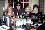 11-4-13 At Joanne Trattoria Restaurant 001