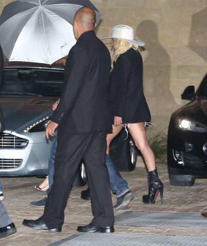 File:6-30-16 Leaving Giorgio Baldi Restaurant in LA 001.jpg