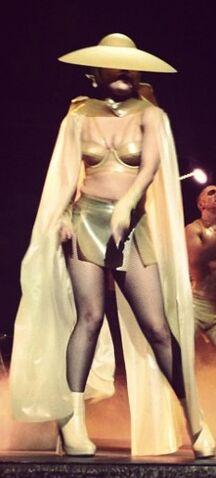 File:The Born This Way Ball Tour Black Jesus Amen Fashion 008.jpg