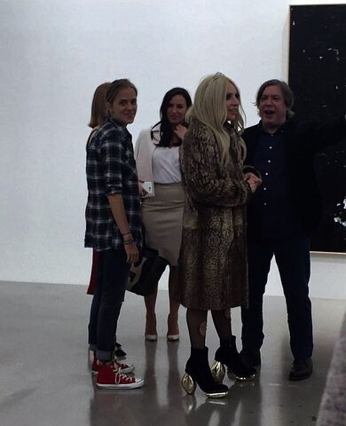 File:4-19-16 At George Condo's Exhibition at Sprüth Magers Gallery in LA 001.jpg