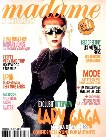 File:Madame Figaro Magazine (May, 2011) French distribution.jpg