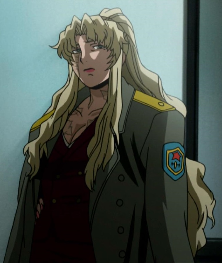 Balalaika Black Lagoon Wiki Fandom Powered By Wikia
