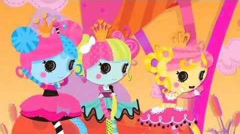 Lala-Oopsies A Sew Magical Tale DVD Trailer