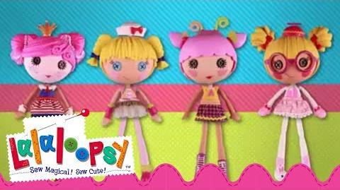 Lalaloopsy Workshop Dolls - TV Commercial