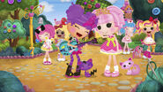 Main Characters We're Lalaloopsy
