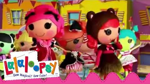 New Lalaloopsy Characters - TV Commercial