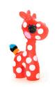 Scribbles' Giraffe