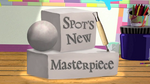 Spot's New Masterpiece title card