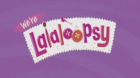 We're Lalaloopsy - theme song (Taiwanese Mandarin)