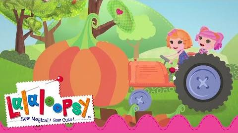 Pumpkin Wish Lalaloopsy