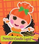 Pumpkin Candle Light