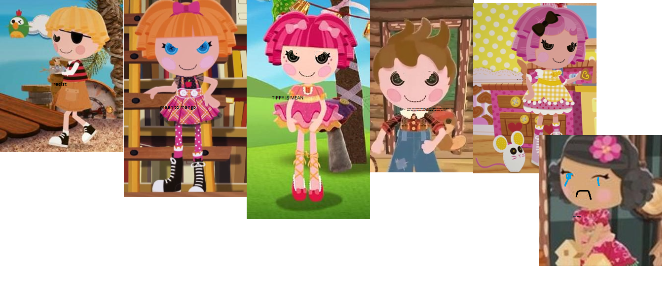 Lalaloopsy Forest My Home And Yours
