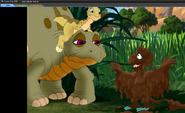Guido the Mudrosaurus