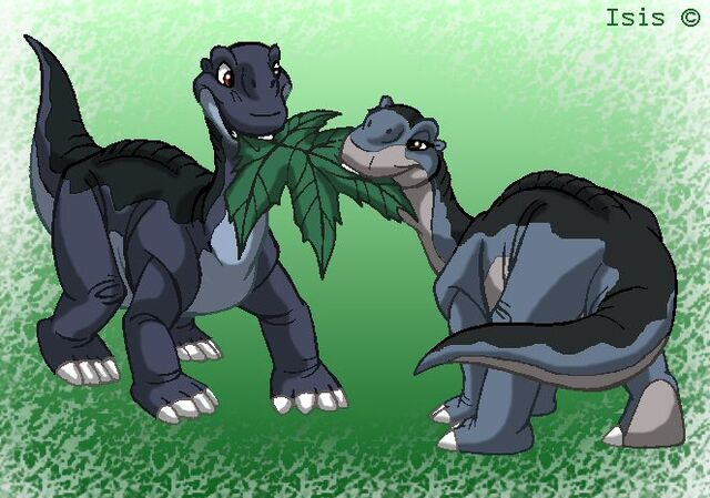 File:Littlefoot's grandparents in younger..jpg