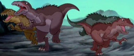 My Friends Told Me About You / Guide land before time sharptooth