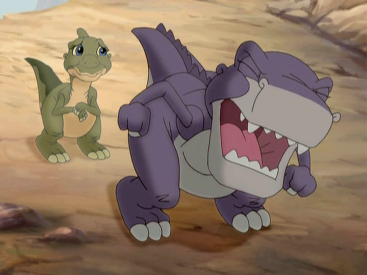 By Photo Congress || The Land Before Time Fanfiction Chomper