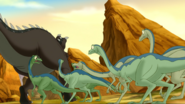 Archaeornithomimus TLBT 3