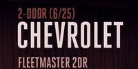 Chevrolet Fleetmaster 2DR
