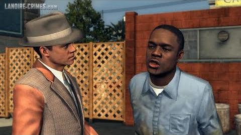 LA Noire - Walkthrough - Mission 14 - The Black Caesar (5 Star)