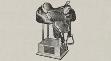 Thefallenidol saddle