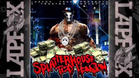 -FREE TRACK- Truxton - Splatterhouse TRAP MANSION