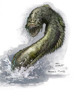 Sea Serpent Concept