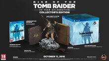ROTTR PS4 Collector's Edition