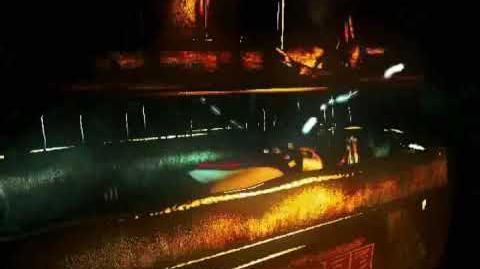 Tomb Raider 4 cutscenes 'FMV 03' PL