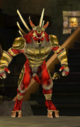 Stone Warrior Red Stoner