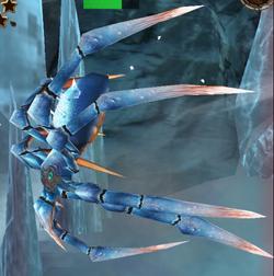 Ice Spider