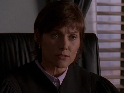 Carey Lowell on law and order