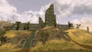 Sanjos ruins