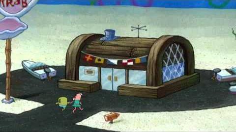 What if Spongebob Was Gone