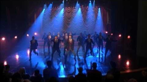 "GLEE - Full Performance of ""Glad You Came"" airing TUE 2 21"