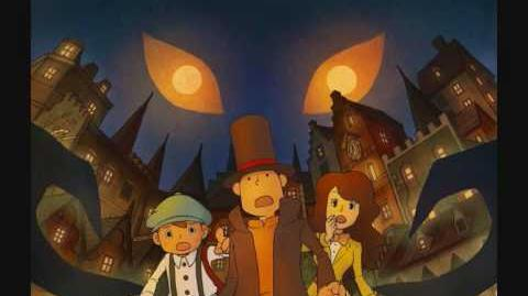 Professor Layton and the Specter's Flute OST Puzzles 5 (Live Version)