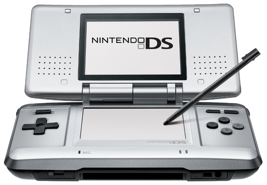 Amazon.com: Nintendo DS Lite Metallic Silver: Artist Not Provided ...