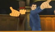 Layton and phoenix double objections