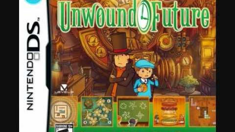 02 - The Unwound Future Professor Layton and the Unwound Future Soundtrack