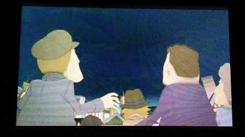 Professor Layton and the Miracle Mask Cutscene 14 (US Version)