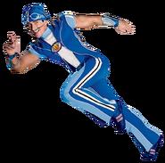 Nick Jr. LazyTown Sportacus 2